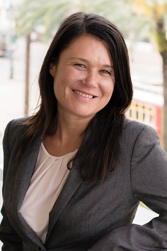 Leah Politz of Sapphire Health